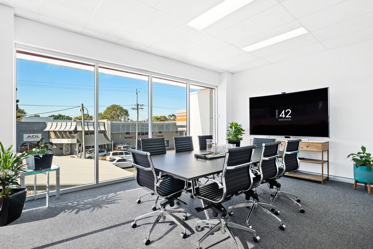 Large Boardroom Hire Brisbane