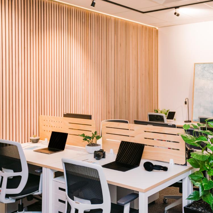 Coworking Studio 42 Workspaces Hot Desk East Brisbane Dedicated Desk Shared office
