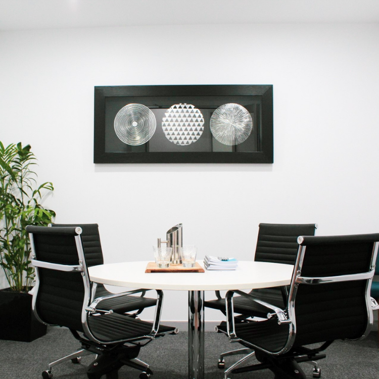 Modern Meeting Room East Brisbane La Trobe