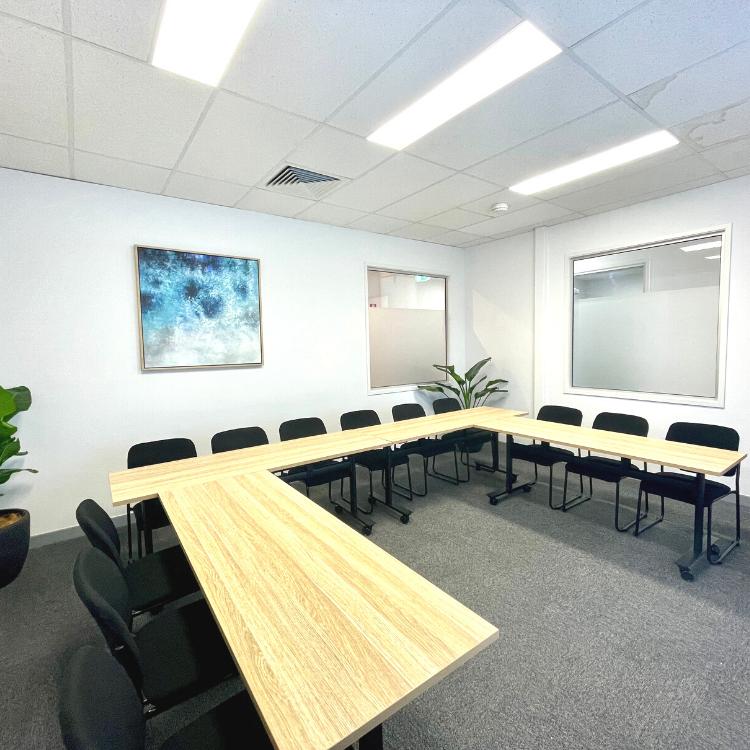 Mowbray Workshop Training Studio for hire east brisbane